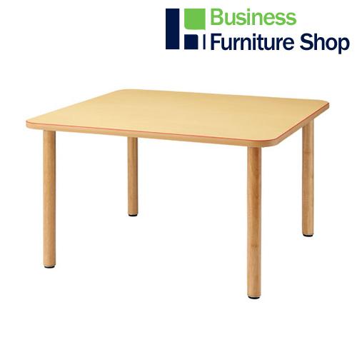 福祉用木製テーブル MT-1212 NA(オフィス 事務所)