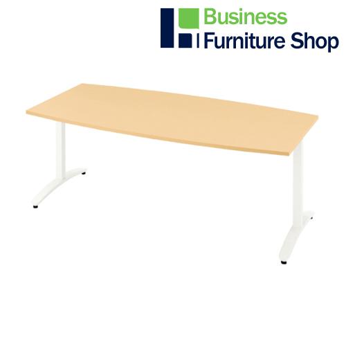 ロンナ 会議テーブル NN-1809TAB WM/W4(オフィス 事務所)
