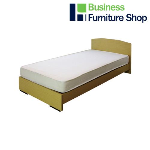 木製ベッド AS620-74SWヒキナシ108165(オフィス 事務所)