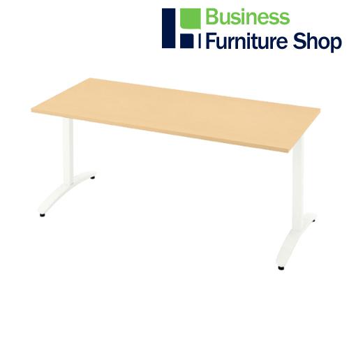 ロンナ 会議テーブル NN-1507TAR WM/W4(オフィス 事務所)