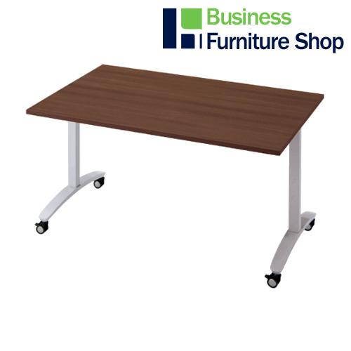 ロンナ 会議テーブル NN-1209TKR LM/M4(オフィス 事務所)