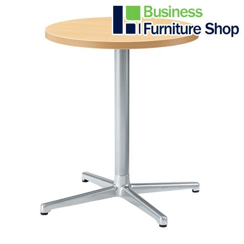 テーブル SC-X0606R-NB ナチュラルビーチ(オフィス 事務所)