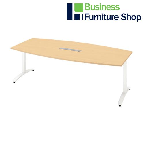 ロンナ 会議テーブル NN-2110TABH WM/W4(オフィス 事務所)