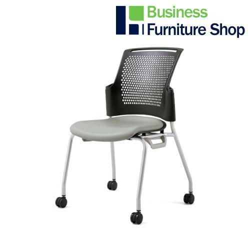 会議イス チェダーC MC-W63NH LG(オフィス 事務所):Business Furniture Shop