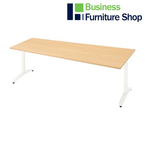 ロンナ 会議テーブル NN-2110TAD WM/W4(オフィス 事務所)