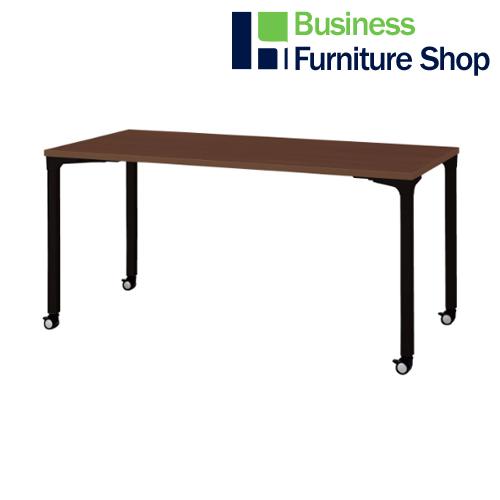 家具配送便 組立込 ロンナ 会議テーブル NN-1507PKR オフィス 毎日がバーゲンセール 事務所 感謝価格 BK LM