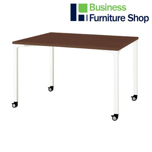 ロンナ 会議テーブル NN-1209PKR LM/W4(オフィス 事務所)