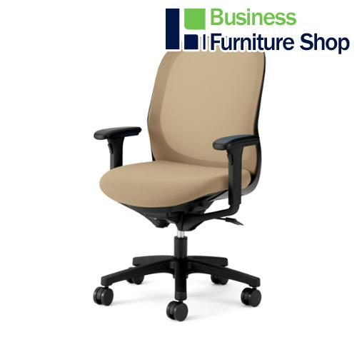 事務イス Fita KD-FT60ML-SBE パソコンチェア デスクチェア 椅子 (オフィス 事務所)
