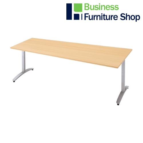 ロンナ 会議テーブル NN-2110TAD WM/M4(オフィス 事務所)