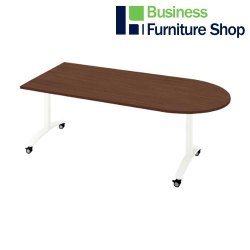 ロンナ 会議テーブル NN-1809TKU LM/W4(オフィス 事務所)
