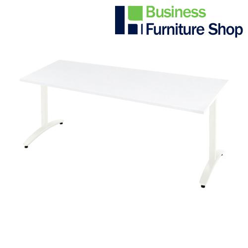 ロンナ 会議テーブル NN-1809TAD W4/W4(オフィス 事務所)