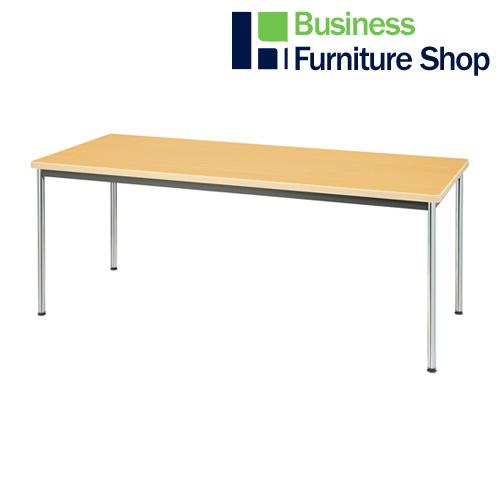 テーブル YH-R1875 ナチュラル(オフィス 事務所)