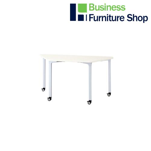 ロンナ 会議テーブル NN-1506PKD W4/M4(オフィス 事務所)