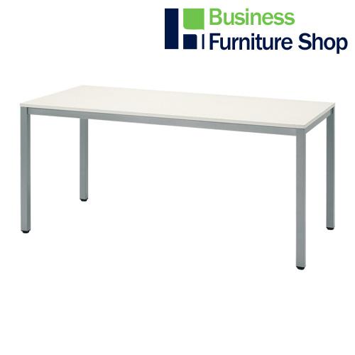 ☆テーブル RFD-1575W ホワイト(オフィス 事務所)