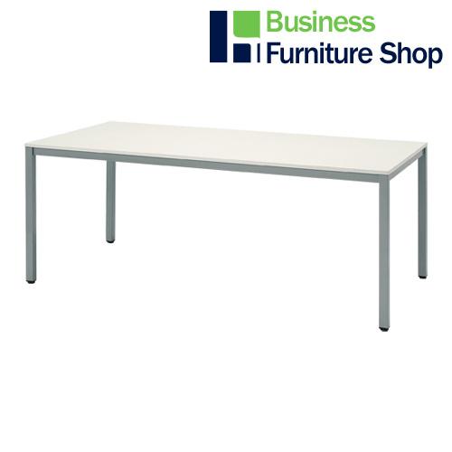 ☆テーブル RFD-1890W ホワイト(オフィス 事務所)