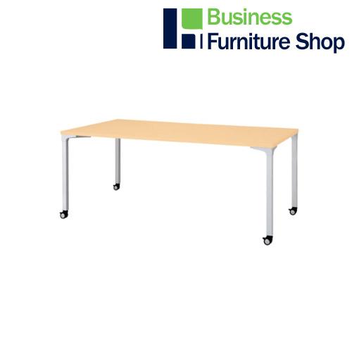 ロンナ 会議テーブル NN-1809PKR WM/M4(オフィス 事務所)