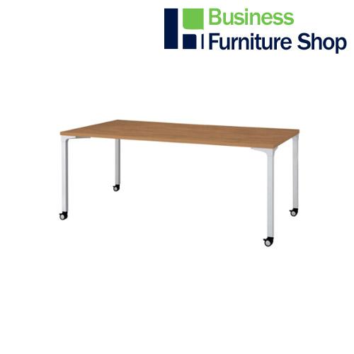ロンナ 会議テーブル NN-1809PKR T2/M4(オフィス 事務所)