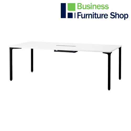 ロンナ 会議テーブル NN-2110PARH W4/BK