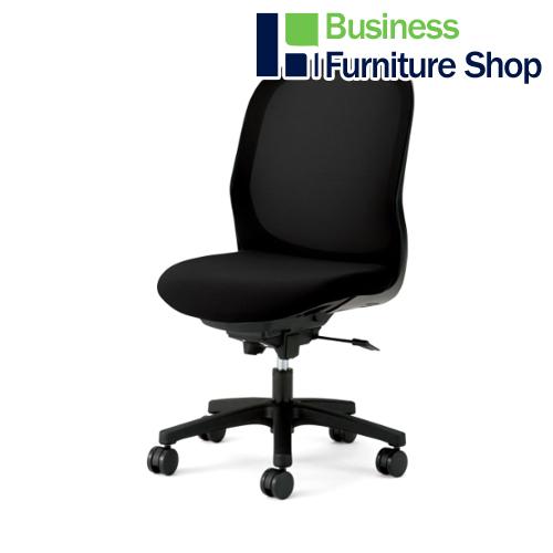 事務イス Fita KC-FT60ML-SBK パソコンチェア デスクチェア 椅子 (オフィス 事務所)