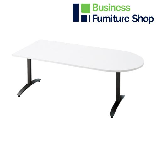 ロンナ 会議テーブル NN-1809TAU W4/BK