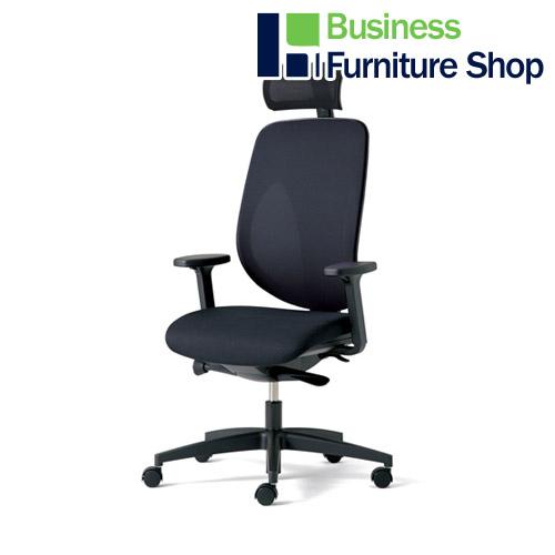 事務イス ジロフレックス 353-9029RS BK パソコンチェア デスクチェア 椅子 (オフィス 事務所)