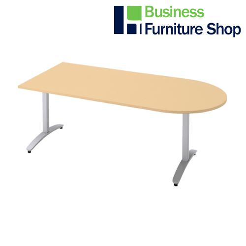 ロンナ 会議テーブル NN-1809TAU WM/M4(オフィス 事務所)