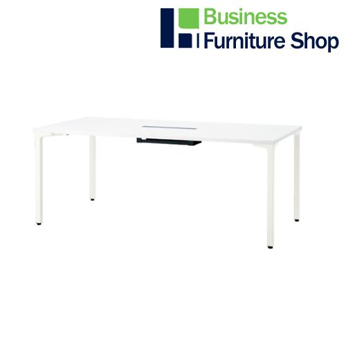 ロンナ 会議テーブル NN-1809PARH W4/W4(オフィス 事務所)