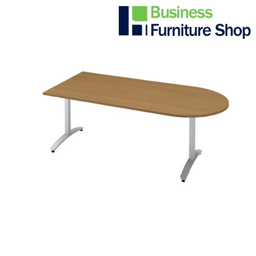 ロンナ 会議テーブル NN-1809TAU T2/M4(オフィス 事務所)