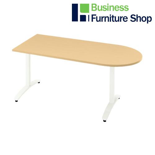 ロンナ 会議テーブル NN-1507TAU WM/W4(オフィス 事務所)