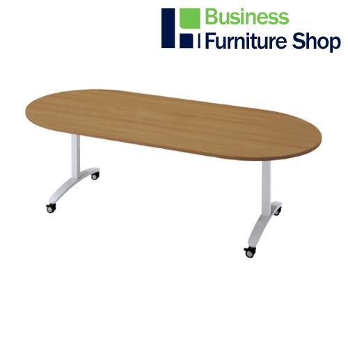 ロンナ 会議テーブル NN-2110TKO T2/M4(オフィス 事務所)