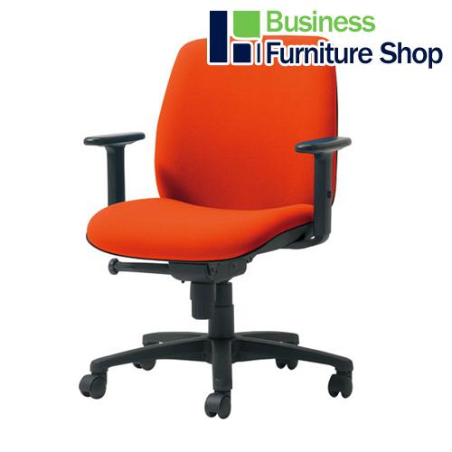 事務イスU KD-UC61SLJ OR パソコンチェア デスクチェア 椅子 (オフィス 事務所)