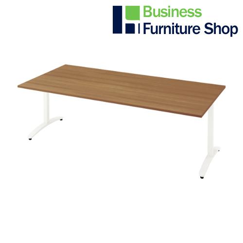 ロンナ 会議テーブル NN-2110TAR T2/W4(オフィス 事務所)