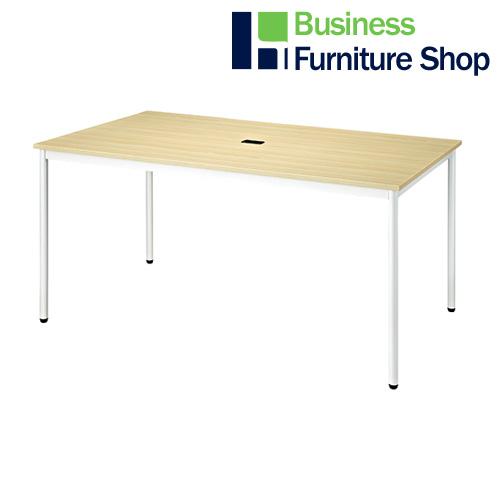 テーブル RM-1590 Nナチュラル(オフィス 事務所)