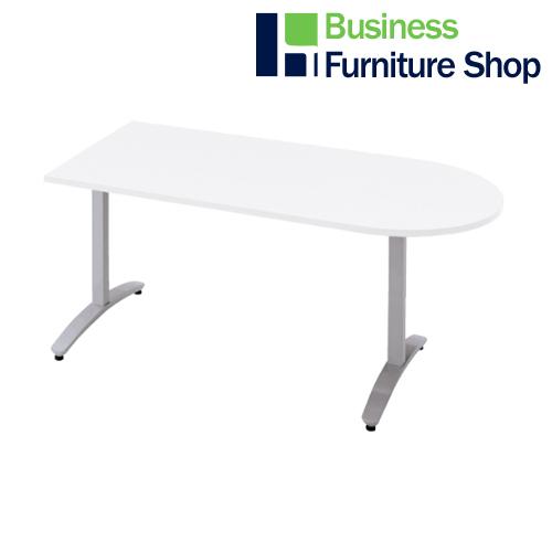 ロンナ 会議テーブル NN-1507TAU W4/M4(オフィス 事務所)