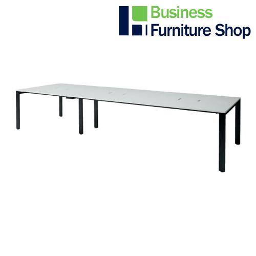 増連型テーブル MR-3612SQH WH/BK WH MR-3612SQH/BK, あらいぐま堂:fcb6101f --- apps.fesystemap.dominiotemporario.com