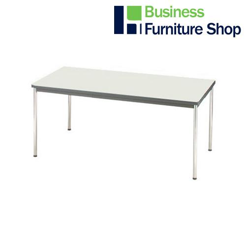 テーブル YH-R1575 ネオグレー(オフィス 事務所)【outlet】