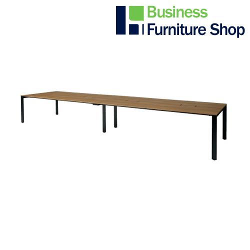増連型テーブル MR-4812SQH NA/BK