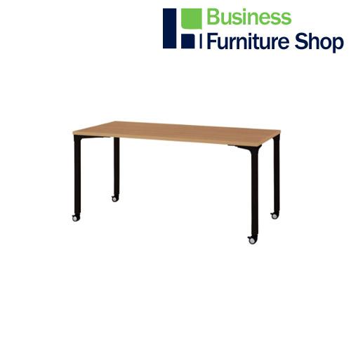 ロンナ 会議テーブル NN-1507PKR T2/BK