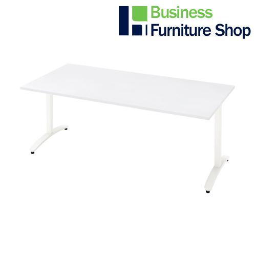ロンナ 会議テーブル NN-1809TAR W4/W4(オフィス 事務所)