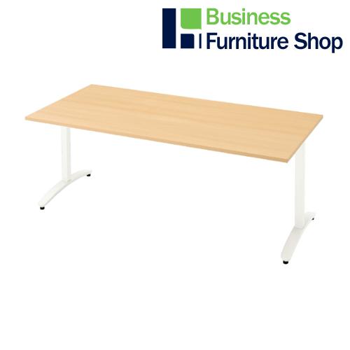 ロンナ 会議テーブル NN-1809TAR WM/W4(オフィス 事務所)