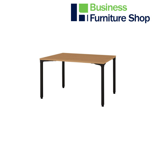 ロンナ 会議テーブル NN-1209PAR T2/BK(オフィス 事務所)