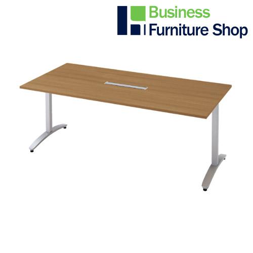 ロンナ 会議テーブル NN-1809TARH T2/M4(オフィス 事務所)