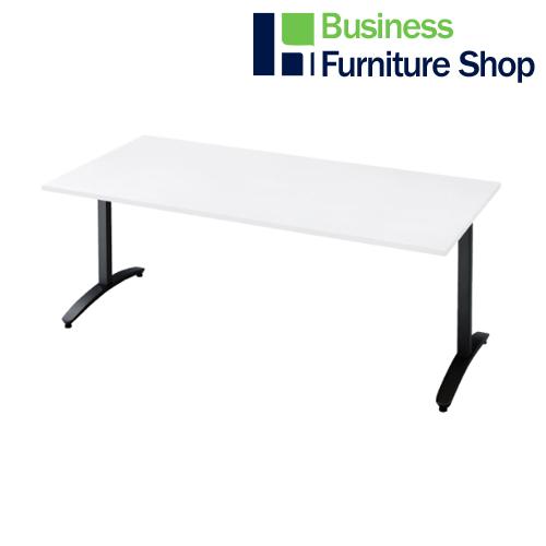 ロンナ 会議テーブル NN-1809TAR W4/BK