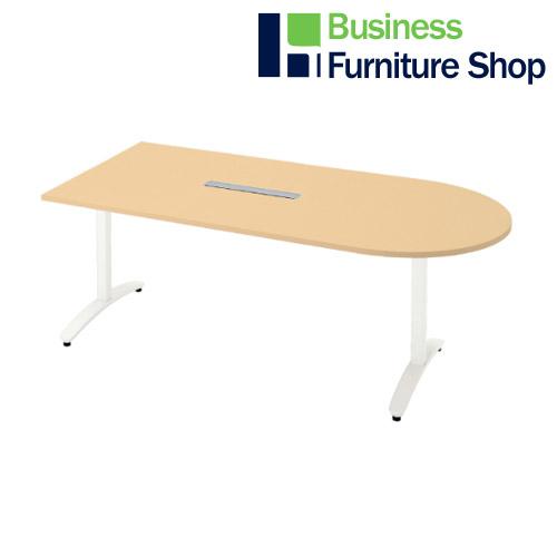 ロンナ 会議テーブル NN-1809TAUH WM/W4(オフィス 事務所)