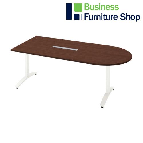 ロンナ 会議テーブル NN-1809TAUH LM/W4(オフィス 事務所)