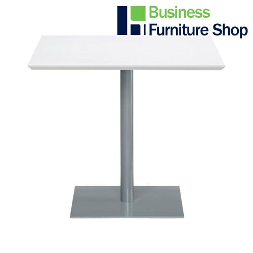 テーブル RFRT-800SW ホワイト(オフィス 事務所)