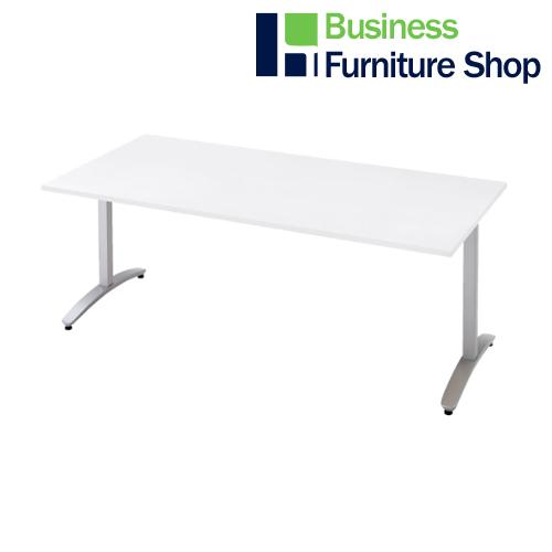 ロンナ 会議テーブル NN-1809TAR W4/M4(オフィス 事務所)