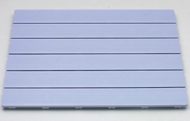 【送料無料ハードお風呂すのこ】東プレ 清潔・長持ち樹脂製すのこ HARD SUNOKO 6085 幅85×奥行60cm ブルー_