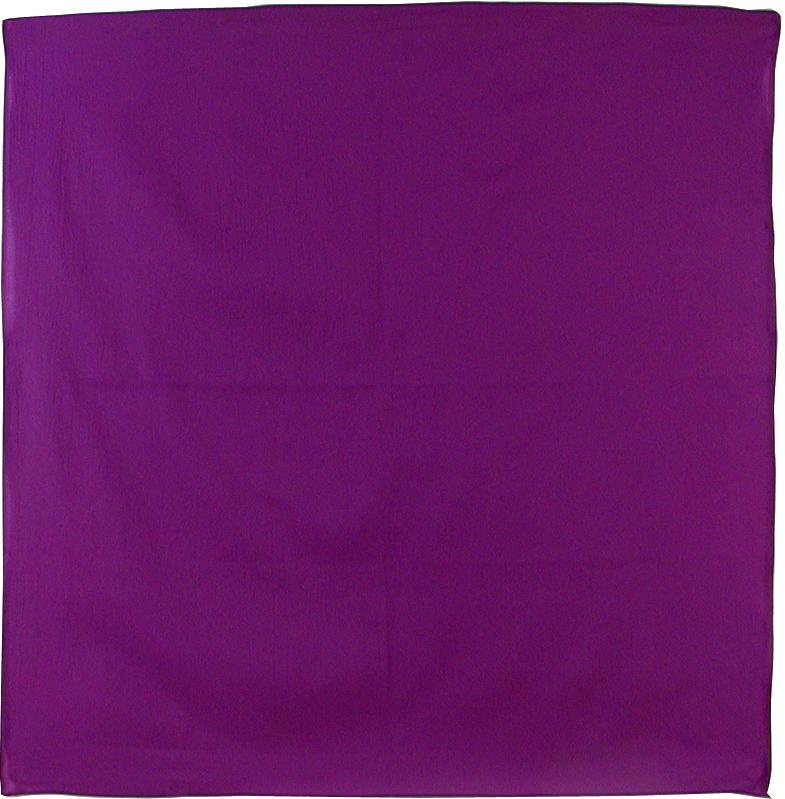 残りわずか 在庫限り 10枚単位なので大量購入に NEW 1着でも送料無料 メール便不可 風呂敷 無地 業務用 定番 68cm 10枚単位 風呂敷専門店 ふろしき ナイロン ナイロン-紫