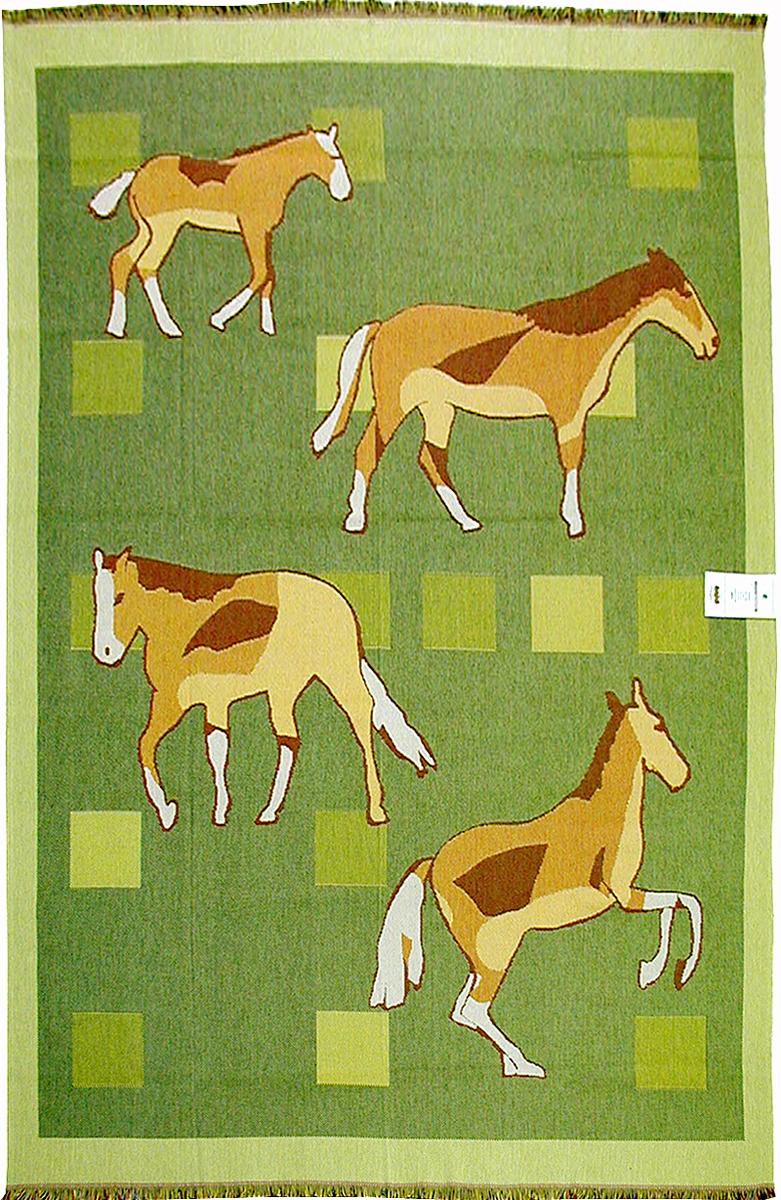 エーケルンド PIAFFE・馬(125cm×195cm)【風呂敷専門店ふろしきや】